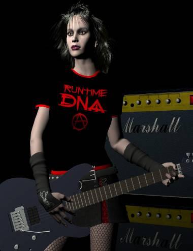 DNA P5  Razor Hair for V2/V3